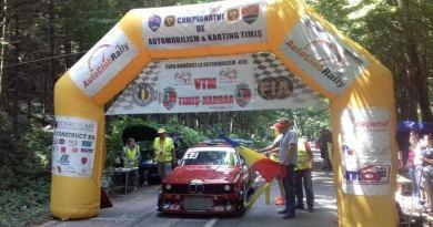 Lugoj Expres Cupa României la Automobilism: Cupa VTM Timiș - Nădrag 2021 VTM Timiș-Nădrag 2021 raliu Nădrag DJ 681 Cupa României competiție circulație închisă automobilism Auto Club Rally Timiș ACR Timiș ACR - CNAK Timiș 2021