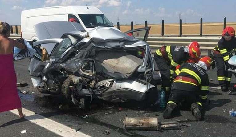 Lugoj Expres Accident grav pe autostrada A1. O femeie și-a pierdut viața vătămare corporală ucidere din culpă o femeie a murit dosar penal coliziune autostrada A1 accident grav accident A1
