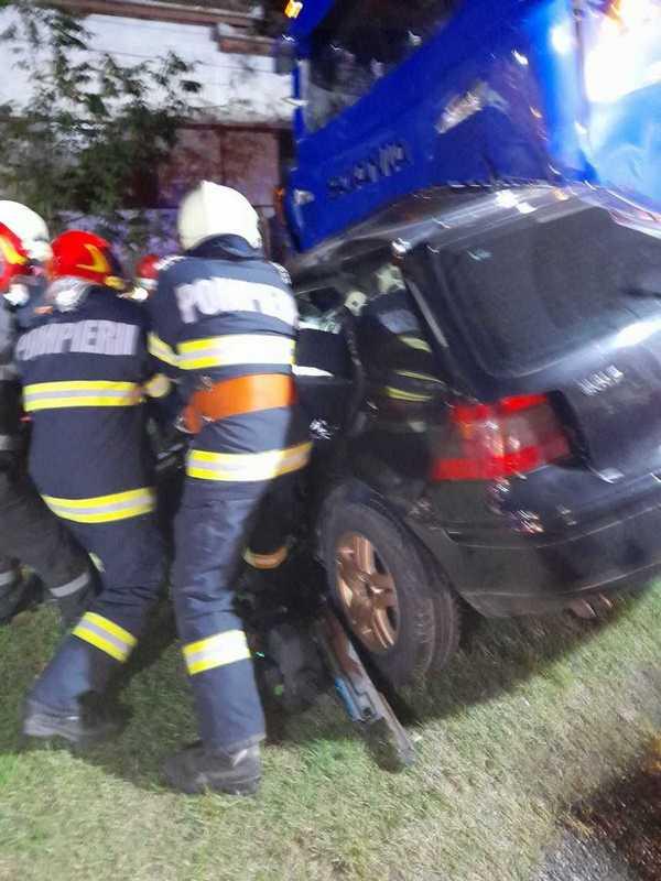 Lugoj Expres Tragedie! Accident cu patru persoane decedate, pe DN 6 Lugoj-Caransebeș tragedie persoane decedate Lugoj DN6 Constantin Daicoviciu Caransebeș accident