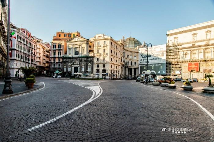 Napoli - Quarantena