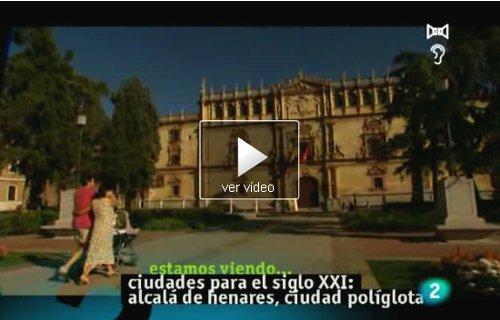 Alcalá de Henares, ciudad políglota (RTVE)