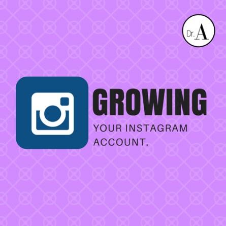 Growing Your Instagram Account