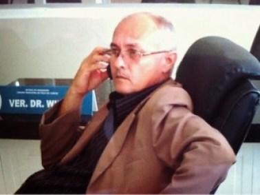 Ex-presidente da Câmara de Vereadores de Paço do Lumiar, José Francisco Gomes Neto.