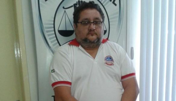 O ex-diretor do Centro de Detenção do Complexo de Pedrinhas (Cadet), Cláudio Henrique Bezerra Barcelos