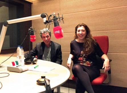 Entrevista Carmen Gomar RNE