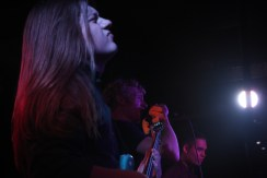 Lucid plays at a show at Harlows in Sacramento, California on Jan. 20. (Photo by Luis Gael Jimenez)