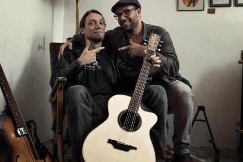 Luis Guerrero Spanish Acoustic Guitars - Lovers - Mike Dwaves