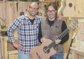 Luis Guerrero Spanish Acoustic Guitars - Lovers - Al Di Meola