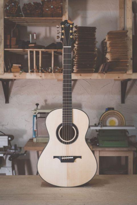 Luis Guerrero Spanish Acoustic Guitars S Series front