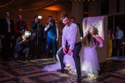 Wedding Reception by Luis Ibarra Wedding Photographer in Mexico