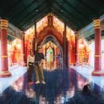 Día 30 – Paseando por templos birmanos