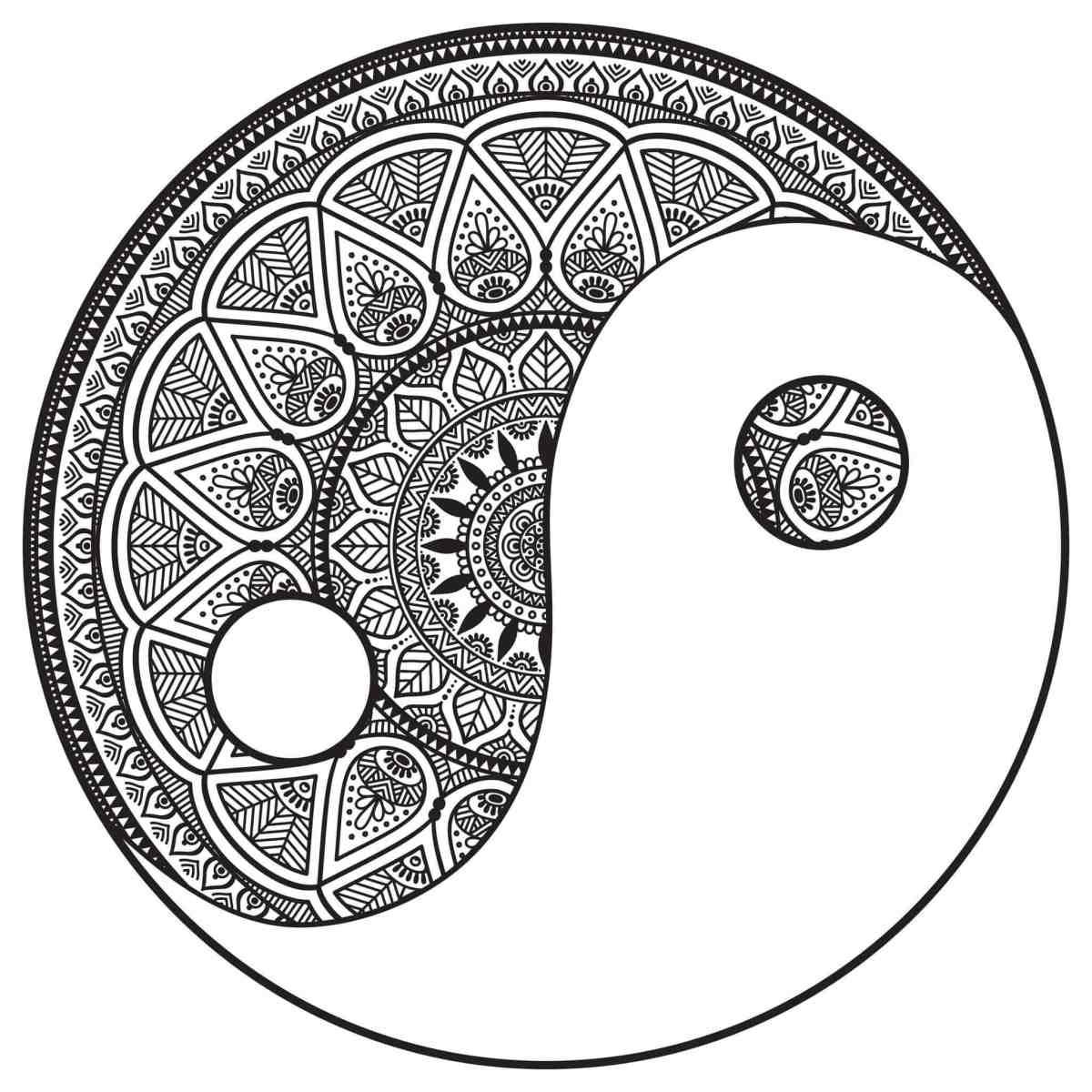 Mandalas y relajación