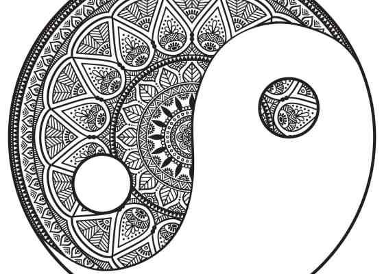 Mandalas y relajación 6