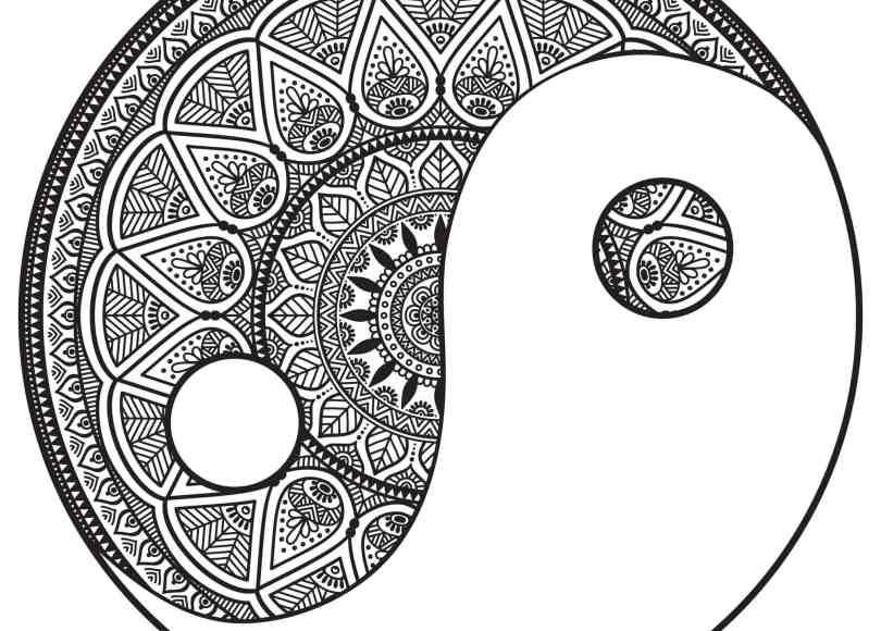 Mandalas y relajación 1