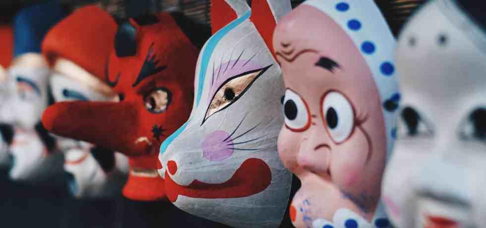 Sobre nuestras máscaras diarias 16