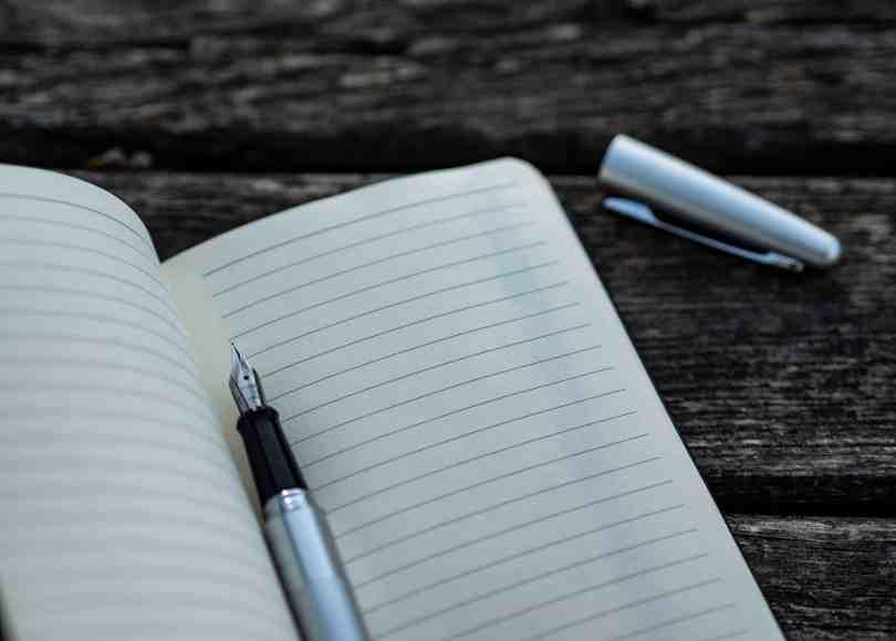 Cuaderno de cambio: una poderosa herramienta terapéutica 1