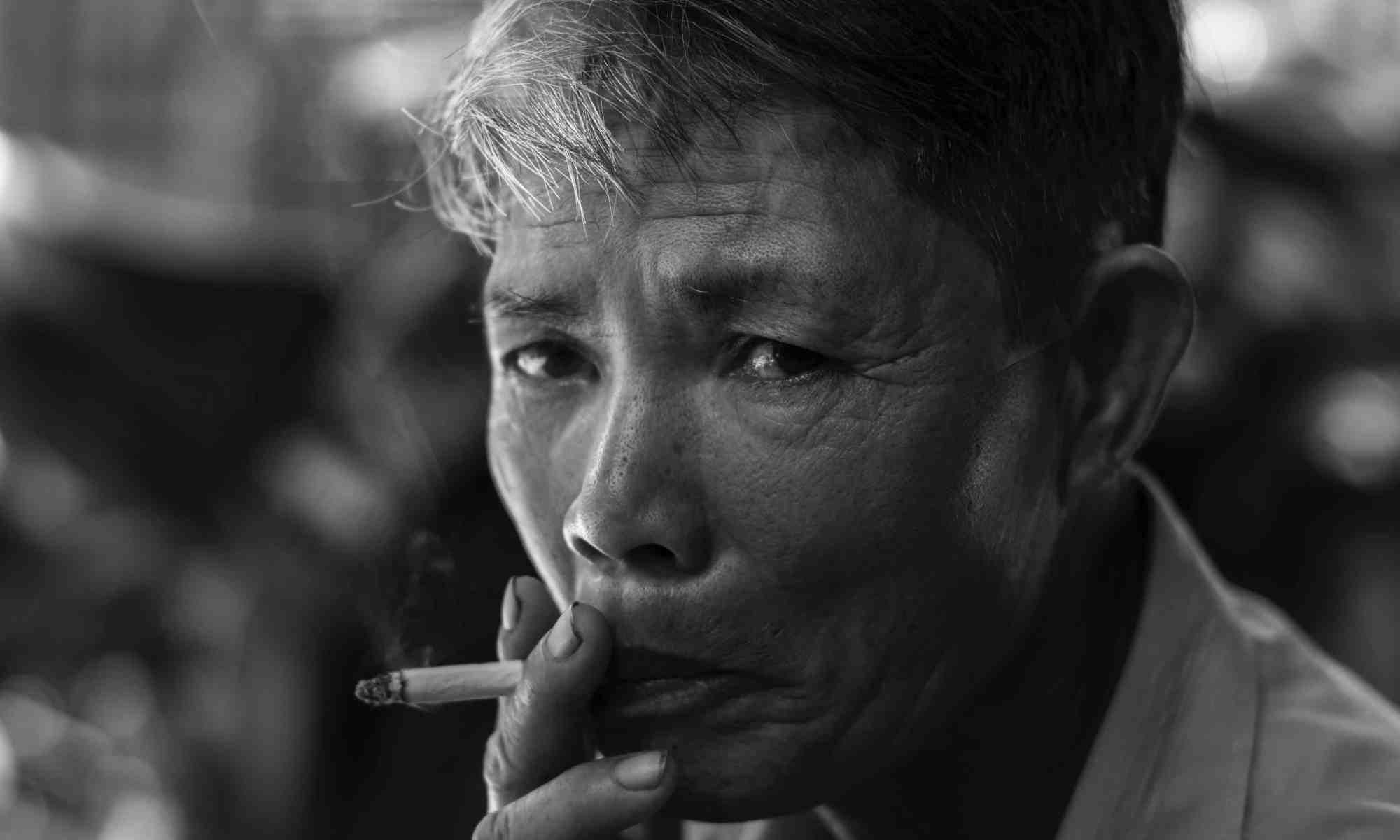 ▷ Razones por las que la gente empieza a fumar. ¿Cuál es la tuya? 1
