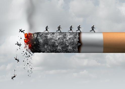 ▷ Dejar de fumar NO engorda: mitos del tabaco 4