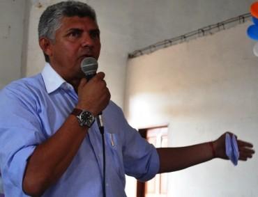 Prefeito de Bequimão, Zé Martins (PMDB)