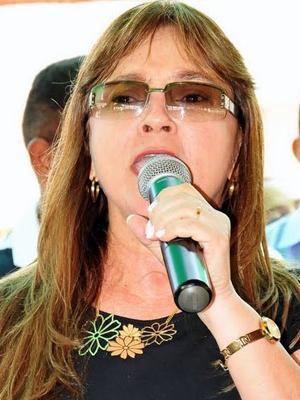 Prefeita de Matões, Suely Torres