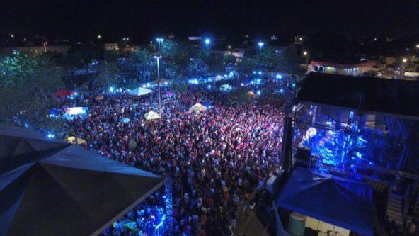 População marca presença na festa de Luciano em Pinheiro