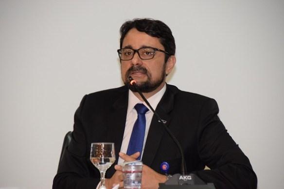 Promotor Tarcísio Bonfim