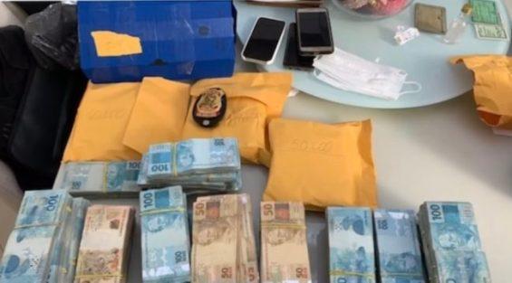 Dinheiro de Josimar de Maranhãozinho encontrado pela PF