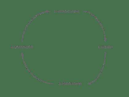 El ciclo de los resultados positivos