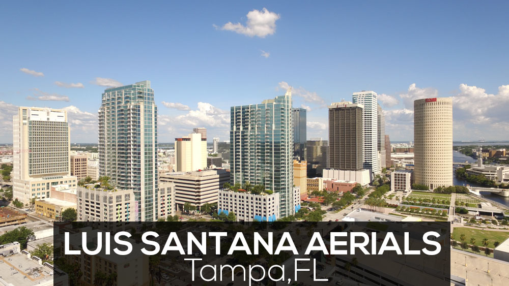Tampa Drone UAS Photographer