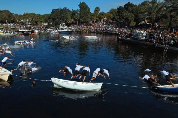 2017 Tarpon Springs Epiphany By Drone