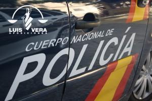 policia nacional con logo