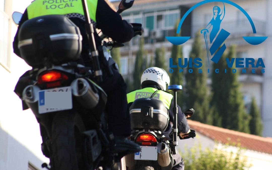 12 PLAZAS DE POLICIA LOCAL. VILLANUEVA DEL ARZOBISPO Y ALGECIRAS