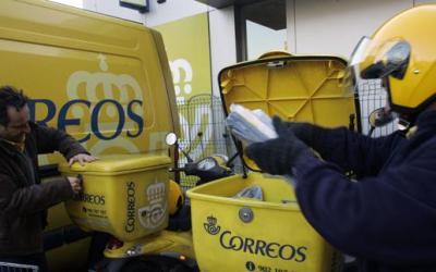 Correos lanza una oferta de empleo para 2.345 trabajadores, en su mayoría carteros