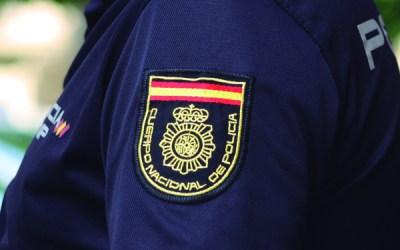 NUEVO CENTRO EN MADRID – SESIÓN INFORMATIVA POLICÍA NACIONAL 30 DE SEPTIEMBRE 17:00 HORAS