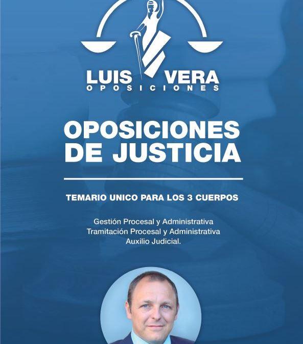OPOSICIONES JUSTICIA – Contamos con Temarios, Libros de Test y Libro de Casos Prácticos.