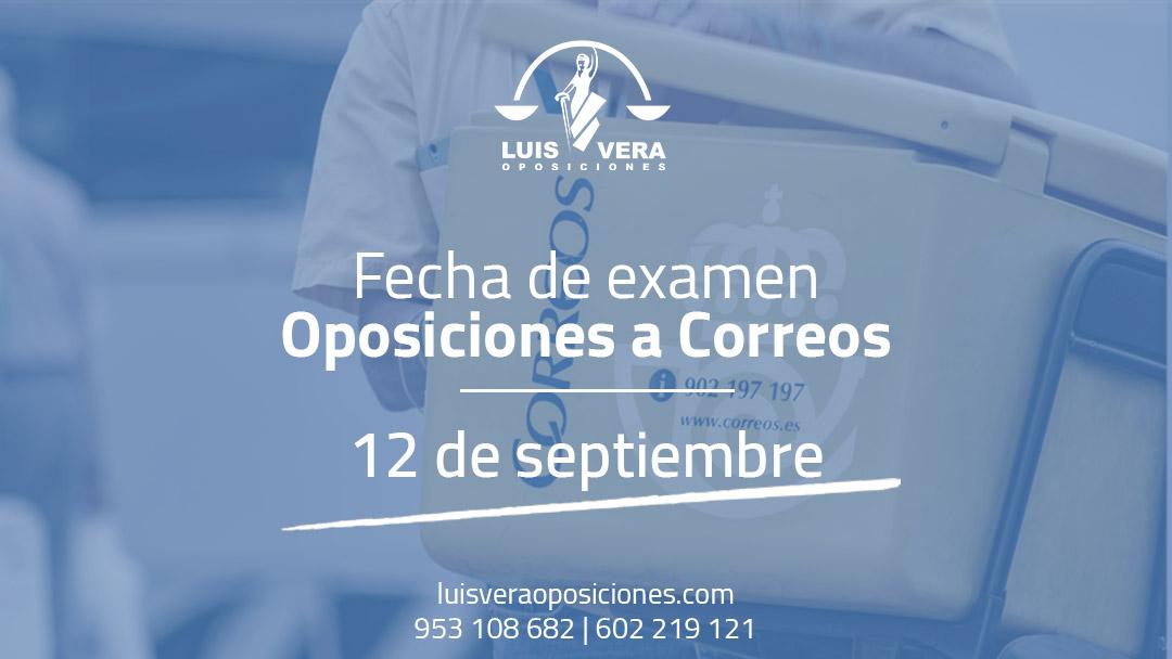 12 de septiembre, fecha anunciada por Correos para la celebración de los exámenes para cubrir 3.381 puestos de personal laboral indefinido