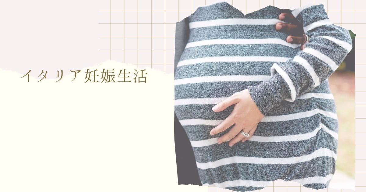 固定ページ-イタリア妊娠生活