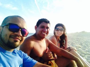 Selfie da Reserva