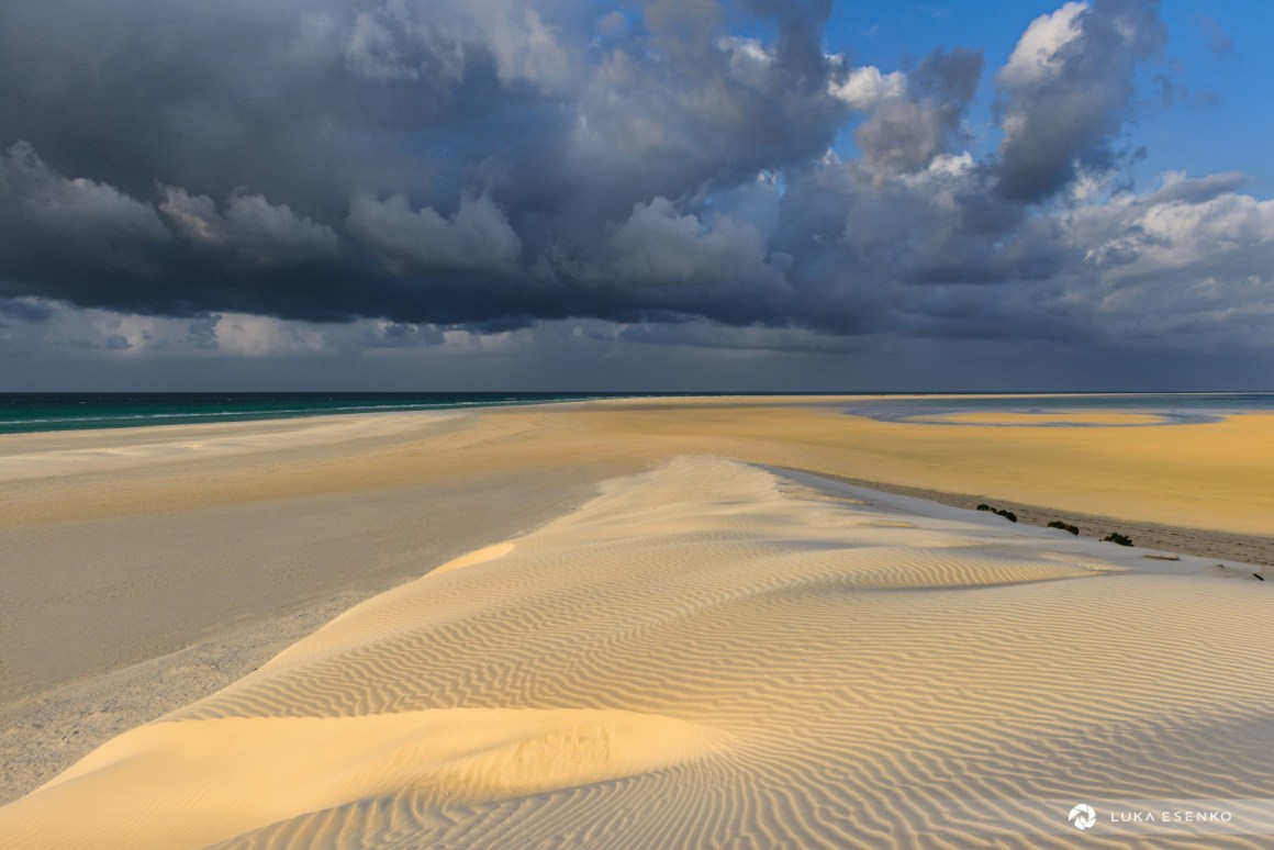 The SAnd Dunes of Detwah Lagoon