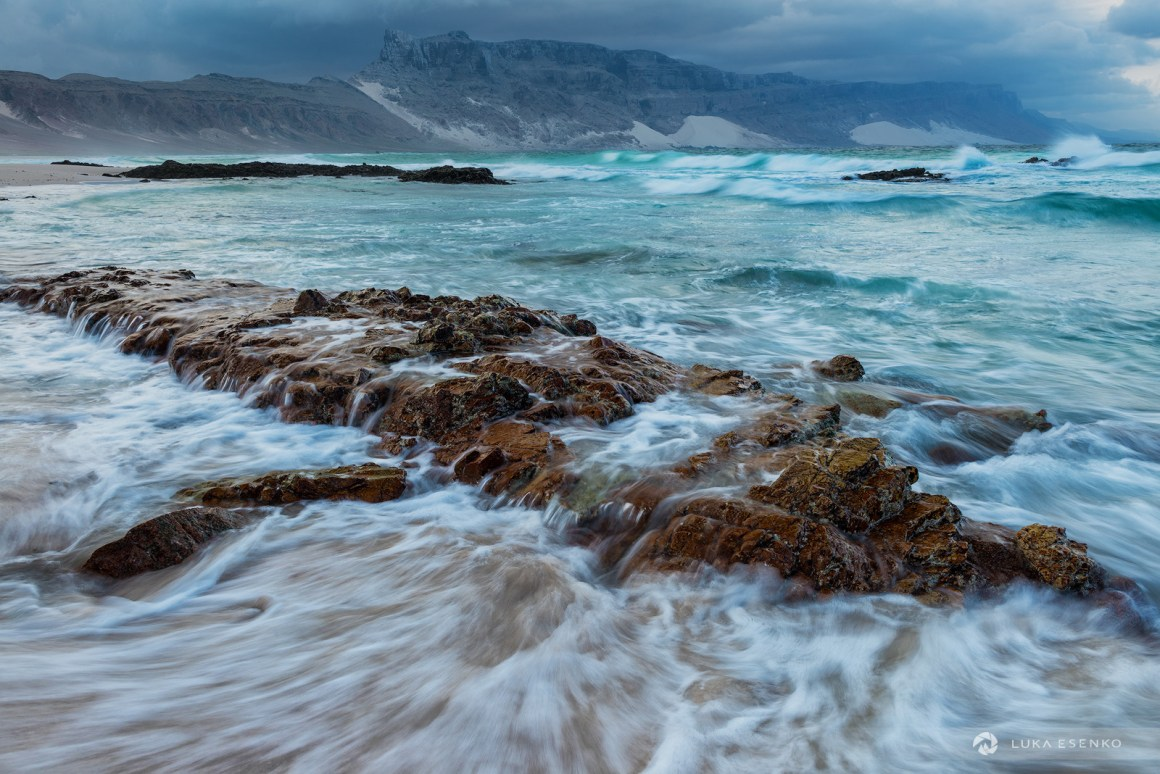 Seascapes of Socotra