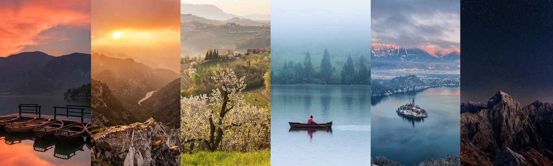 Slovenia in 2015 – Highlights in photos