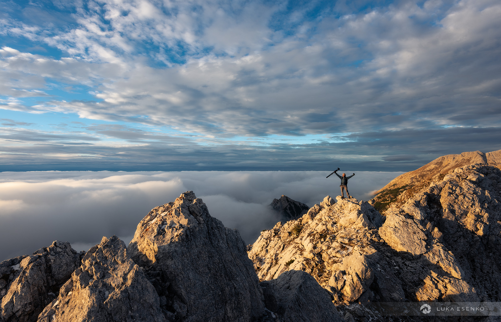 Photographing Julian Alps