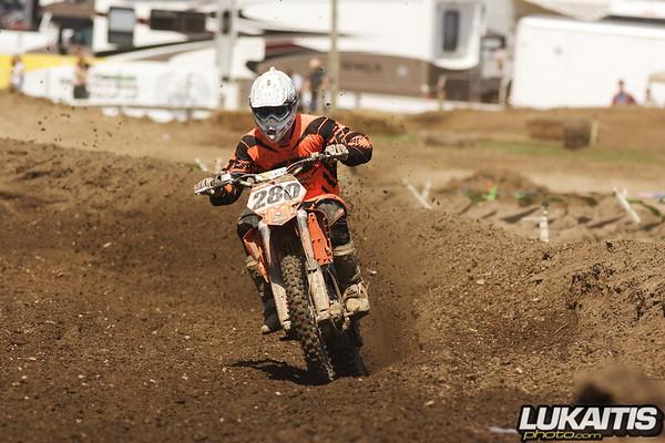 Ryan Gainey, Raceway Park 2009