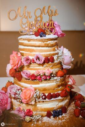 Goldich - Hochzeitstorte von Lukasch
