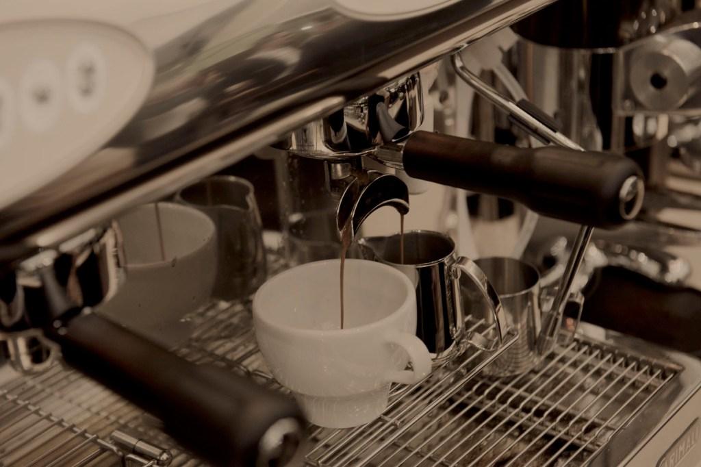 Kaffe bei Lukasch
