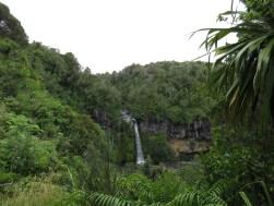 und noch ein Wasserfall