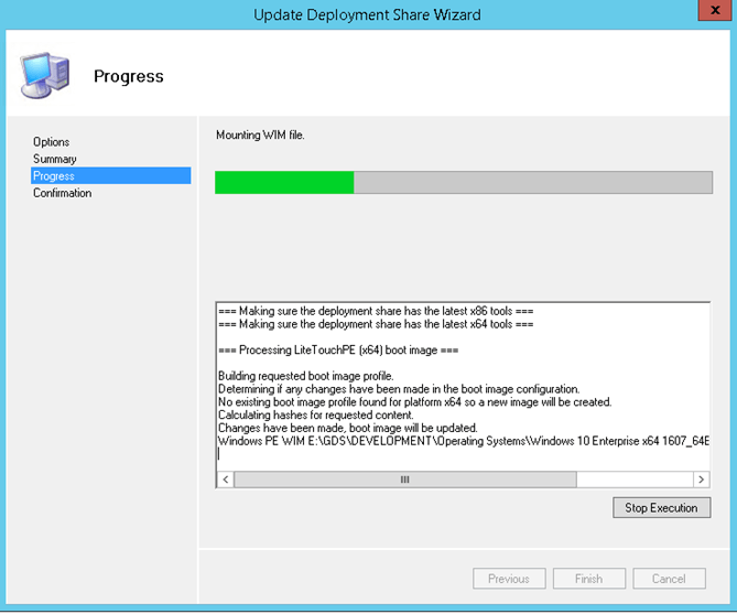 Upgrade MDT 2013 to MDT Current Branch