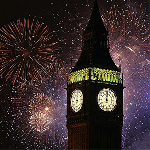 Big Ben New Years