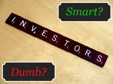 dumb or smart money investor