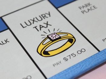 monopoly luxury tax